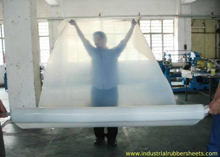 Durable Silicone Rubber Sheet Maximum 3.8m Width , Silicone Membrane Sheet