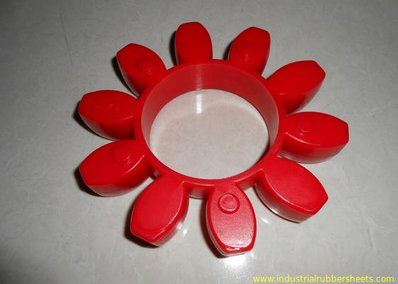 China Haltbare rote Polyurethan-Koppelung, 98 stützen eine GR- oder PU-Koppelung unter distributeur